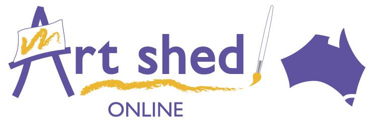 Art Shed Online Logo