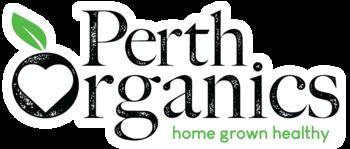 Perth Organics Logo